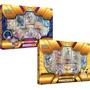 2 Box Pokémon Coleção Lendária Pikachu-ex Hoopa-ex Arceus