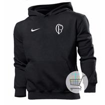 Blusa Moleton Corinthians Futebol - Super Promoção