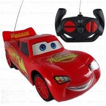 Carrinho Controle Remoto Mcqueen Carros Relampago Importado