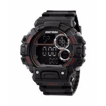 Relógio Mormaii Digital Mo879/8r - Garantia E Nota Fiscal