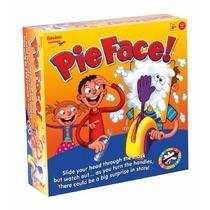 Jogo Pie Face Tortada Na Cara Amarelo
