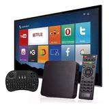 Conversor Smart Tv 3gb Ram 16gb Android 9.0 Teclado