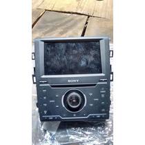 Central Multimídia Sony+ Painel De Comando De Ar Fusion 2015