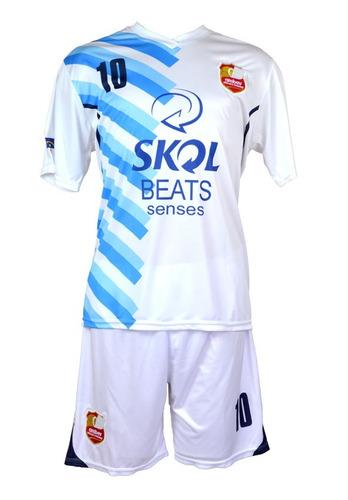 Camisa Calção De Futebol Uniformes Sua Logo 19 - Conjuntos d542cc23ca0e5