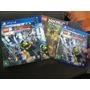 Jogo Midia Fisica Lego Ninjago Edição Limitada Para Ps4