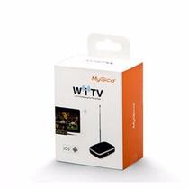 Receptor Tv Digital Celular Tablet Apple Android Mygica Witv