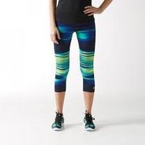 Calça Legging Corsário Adidas Gym Athletic De R$139,90 Por