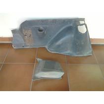 Escort Xr3 Forro Revestimento Lateral Porta Malas L.d. 84-86