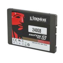 Ssd Kingston Ssdnow V300 Series 240gb Sata |||
