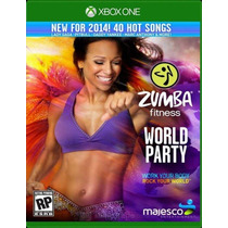 Zumba Fitness World Party Xbox One - E-sedex Ou Pac