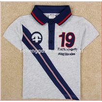 Camisa Baby Boy Gola Polo Infantil Meninos - Pronta Entrega