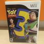 Wii Jogo Toy Story 3 Nintendo Original Frete $10