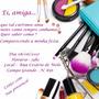 60 Convites Temáticos Para Adultos Convite Maquiagem