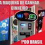 Como Vender Wifi Internet Dados Wi-fi Moedas Notas Fichas