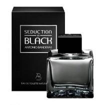 Edt Antonio Bandeiras Masc Perfume Seduction In Black 100ml