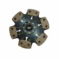 Disco Embreagem Vw Ap Monza Kadett Ceramica 6 P 215mm