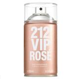 212 Vip Rosé Carolina Herrera - Body Spray 250ml