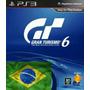 Grand Turismo 6 - Ps3 Mídia Digital - 14 Gb - Psn Brasil