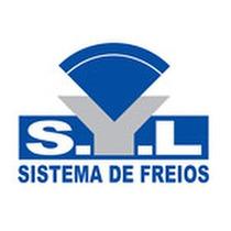 Pastilha De Freio Dianteira Fiat Siena 09-em Diante - Syl