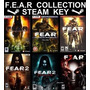 Fear Collection Steam Key