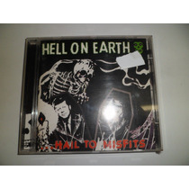 Cd Importado - Hell On Earth - Hail To Misfits