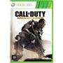 Call Of Duty Advanced Warfare Xbox 360 Mídia Física Semi Nov Original
