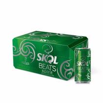 Skol Beats Spirit Lata 269 Ml Caixa Com 8 Unidades