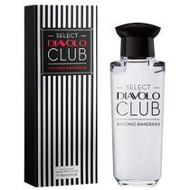Perfume Select Diavolo Club 100ml For Men Antonio Banderas !