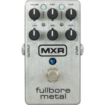 Pedal De Efeito Fullbore Metal Distortion M116 Mxr