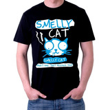 Camiseta Smelly Cat Friends
