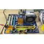 Placa Mãe 775 Gigabyte G31m-es2l Funcionando Com Garantia Original