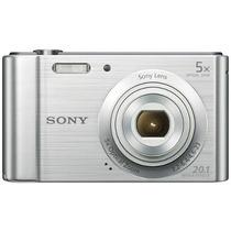 Câmera Digital Sony Dsc-w800 20.1mp Visor 2.7 Zoom Óptico