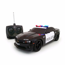 Carro Controle Remoto Extreme Machines Camaro Police