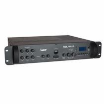 Amplificador De Som Ambiente Profissional Pwm70v2chfm Gongo