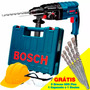 Martelete Sds Plus 800w Gbh 2-24 D C/ 5 Brocas Bosch 110/220