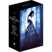 Box Série Fallen ( 5 Livros ) - Lauren Kate - Novo - Lacrado