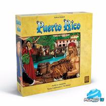Jogo Puerto Rico Em Português Novo Ref 03132 - Grow