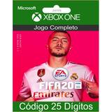 Fifa 20 Xbox One Codigo 25 Digitos Oficial