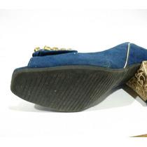 Sapato Feminino Salto Baixo