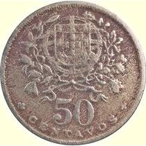 Antiga Moeda De Portugal - 1931 - 50 Centavos