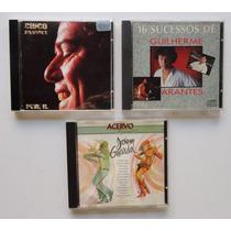 3 - Cds Originais - Chico Buarque- G. Arantes - Jovem Guarda