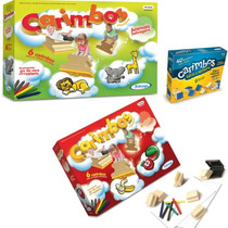 Kit Carimbos Educativos Algarismos Letras Frutas E Animais
