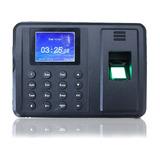 Relogio De Ponto Biometrico Impressao Digital Eletronico