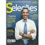 785 Rvt- 2009 Revista Seleções- Fevereiro- Obama Sobre O Bem