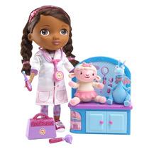 Boneca Dra. Brinquedos Magic Talkin Pronta Entrega