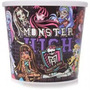 Balde Pipoca Monster High 2,1 L Utilidades Lucca Mania