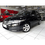 Honda City 1.5 Lx Flex 4p / Financiamos Sem Entrada