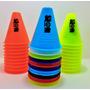 Cones Para Manobras Slalon Patins Roller,skate, Kit 40 Cones