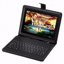 Tablet Android 5.1 Hdmi Wifi 3g 2 Cam 8gb Lcd 7 + Teclado