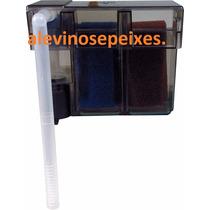 Filtro Externo Repa 688 800l/h 110v P/aquário Ate 200 Litros